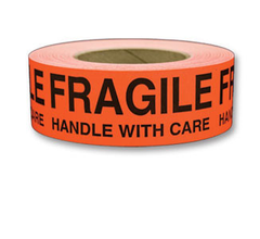 Fragile Labels - 10 Pack