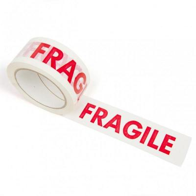 Fragile Printed Tape - 48mm X 50m