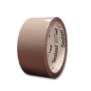 Tan Carton Sealing Tape - 48mm x 66m - The Box Guys - Packing Supplies Toronto, Moving Services Toronto, Boxes, Bubble Wrap, Tape, Paper.