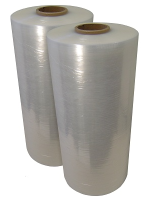 "STRETCH WRAP - CAST, 43 GAUGE, 12"" x 1476FT - The Box Guys - Packing Supplies Toronto, Moving Services Toronto, Boxes, Bubble Wrap, Tape, Paper."