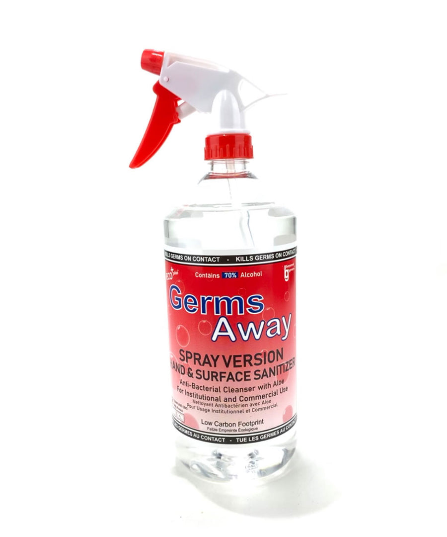 Sanitizer Spray 70% Alcohol Hand/Surface
