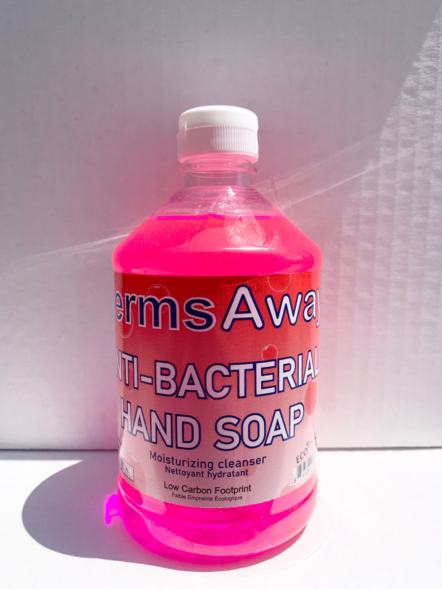 Germs Away - Assorted Sanitizers (6 Pack)