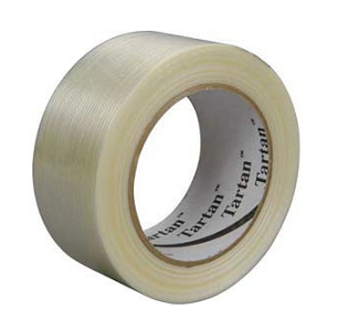 Tartan Filament Tape - 48mm X 66m - The Box Guys - Packing Supplies Toronto, Moving Services Toronto, Boxes, Bubble Wrap, Tape, Paper.