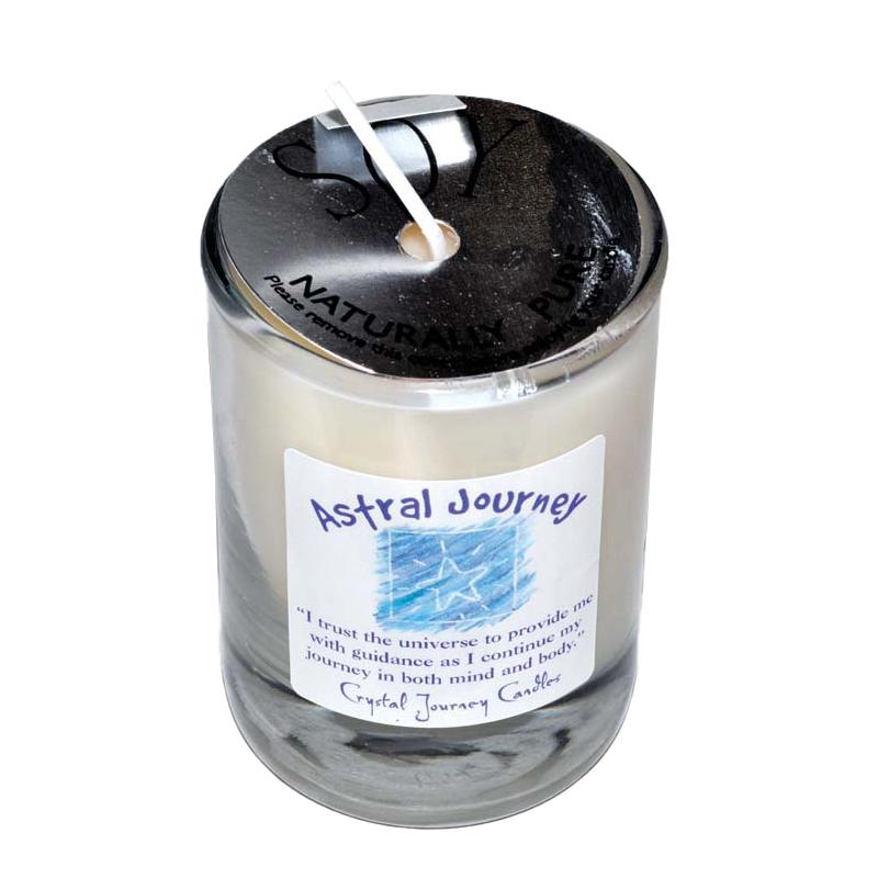 Astral Journey Soy Votive Candle - Tarah Co.