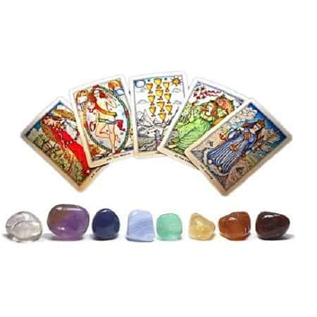 Crystal Tarot Set - Tarah Co.