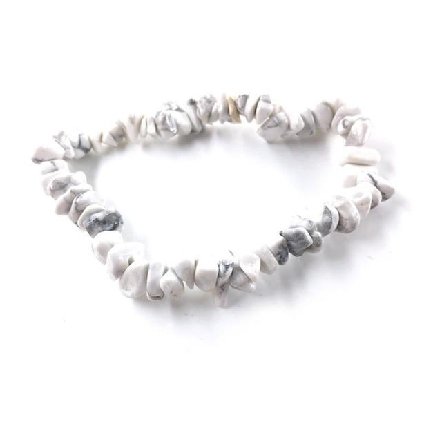 Crystals Chips Strand Bracelet - Tarah Co.