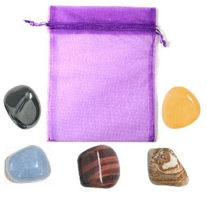 Elements Crystal Pouch - Tarah Co.