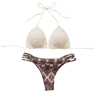 Feel My Vibes Bikini Set - Tarah Co.