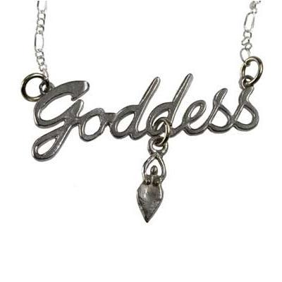 Goddess Charm Necklace - Tarah Co.