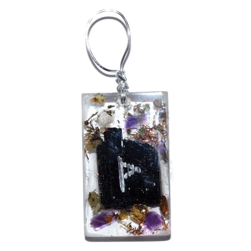 Protection Orgone Rune Pendant - Tarah Co.