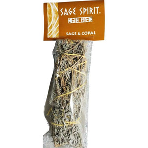 "Sage & Copal Smudge Stick, 7"" - Tarah Co."