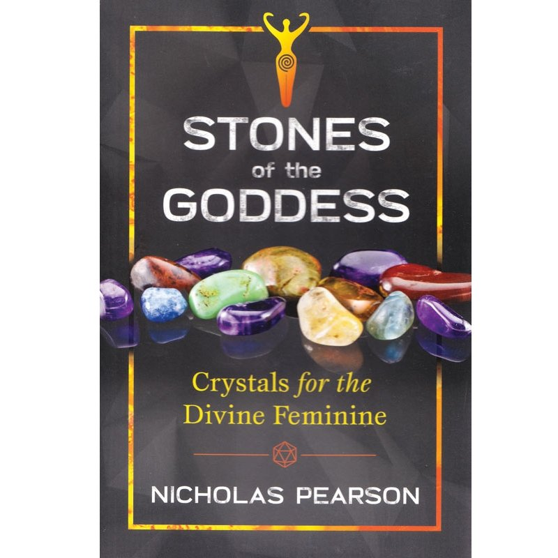 Stones Of The Goddess Book - Tarah Co.