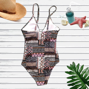 Summer Spark One Piece Swimsuit - Tarah Co.