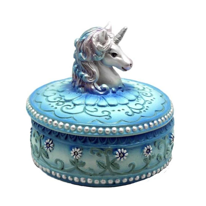 Unicorn Trinket Box - TARAH CO.