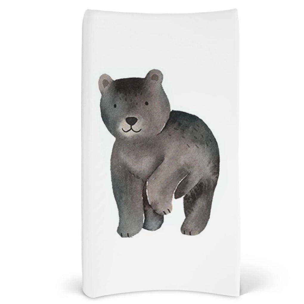 Bear Changing Pad Cover Changing Pad Cover Modified Tot