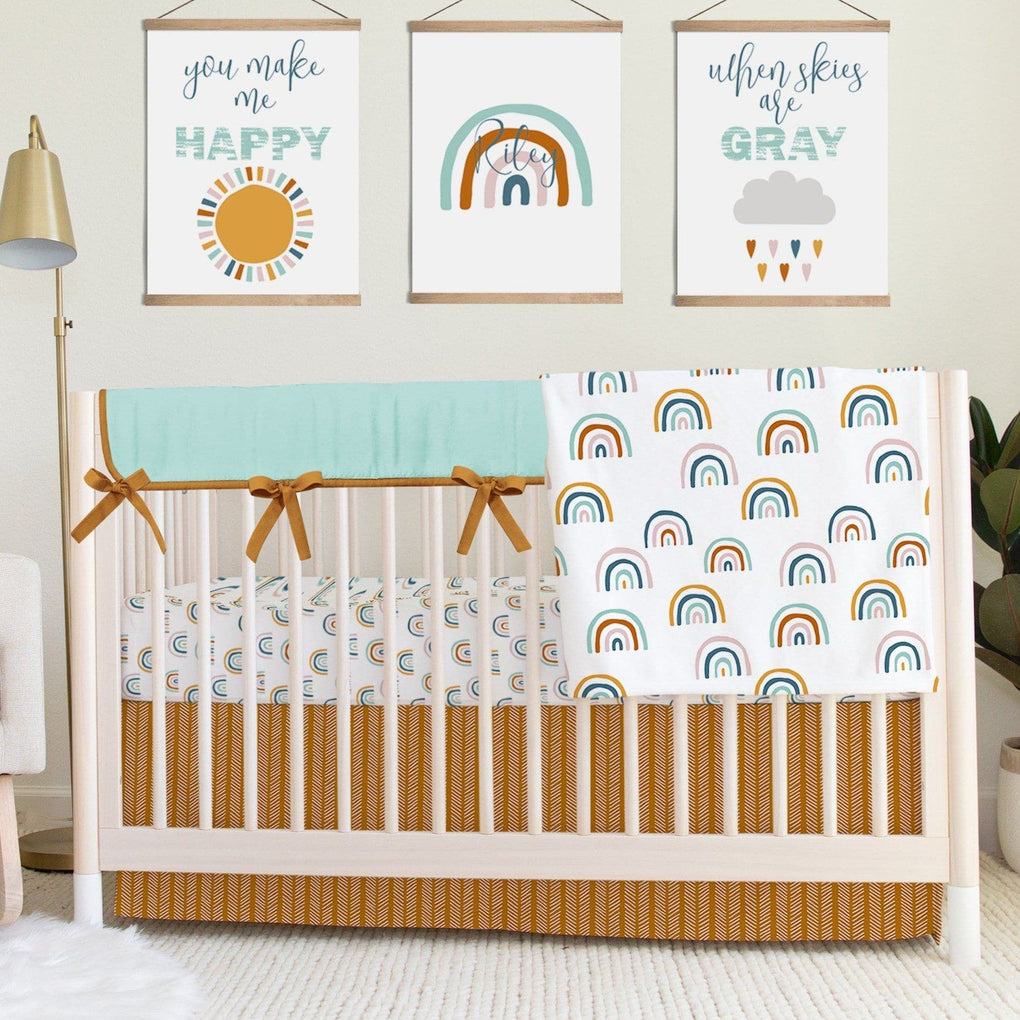 Boho Rainbow Bathroom Collection Bathroom Collection Modified Tot