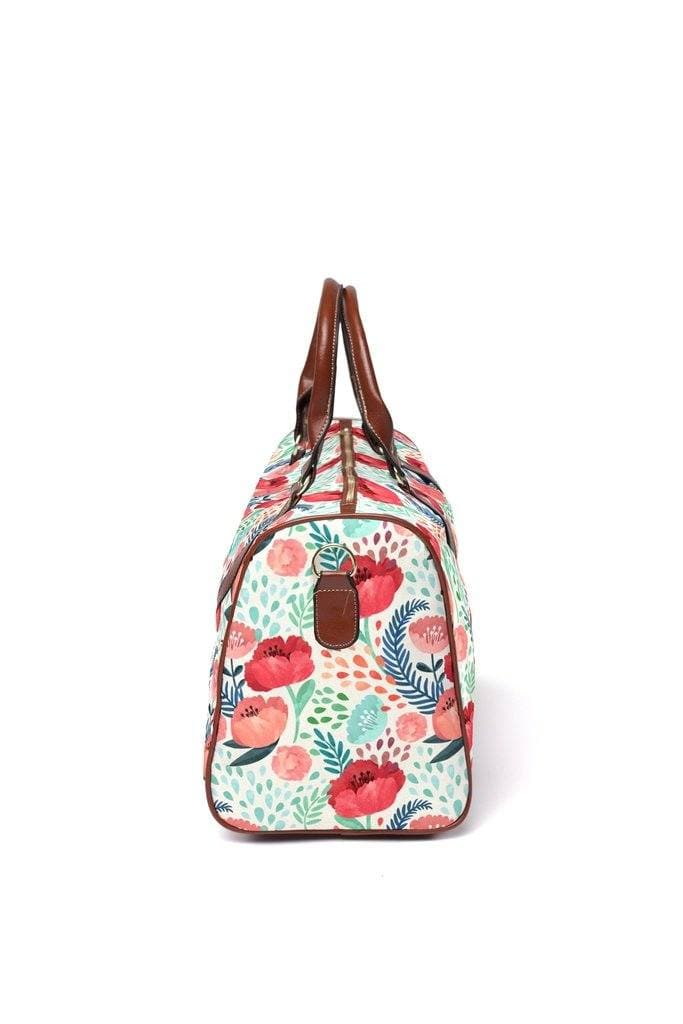 Bright Poppies Hospital Bag Hospital Bag Modified Tot
