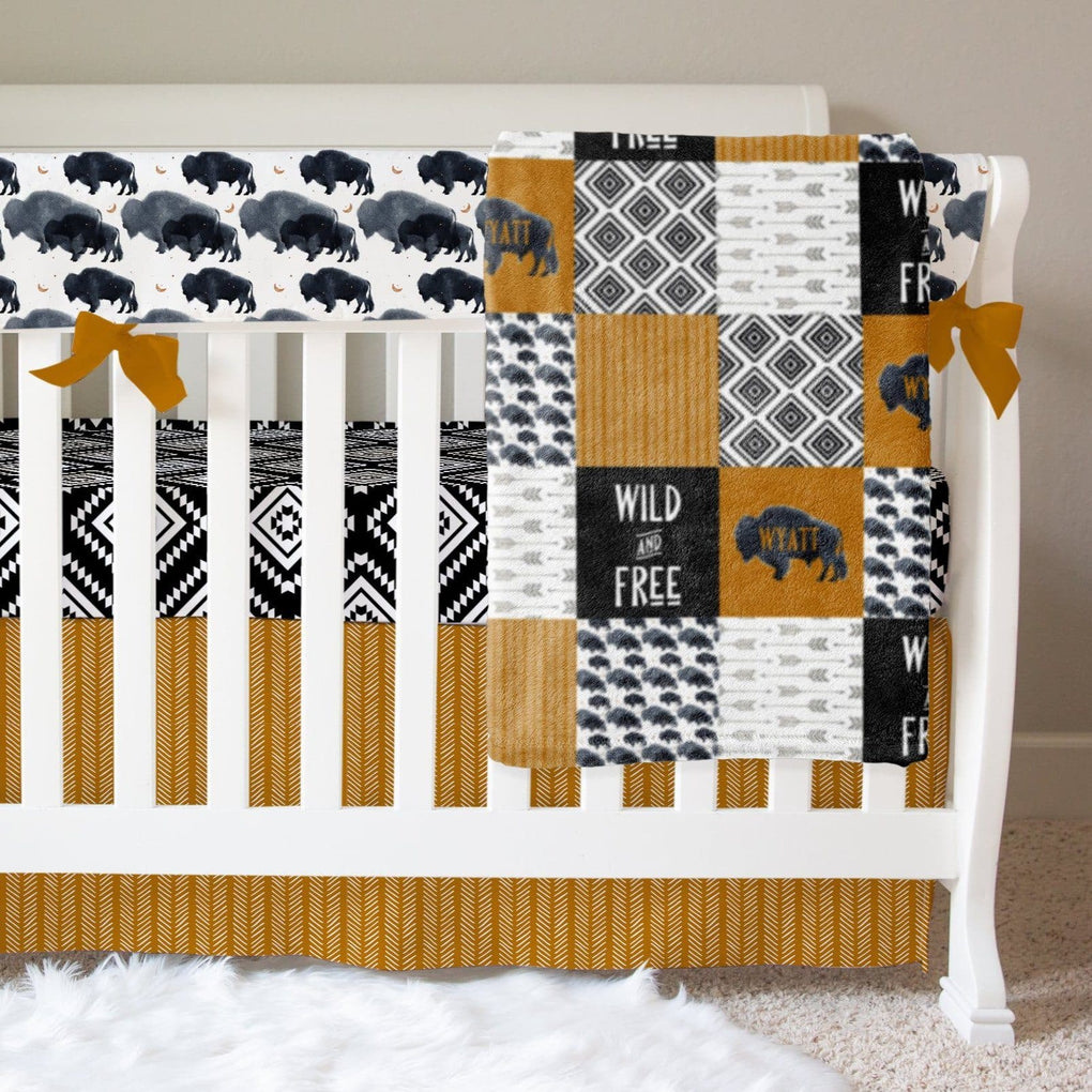 Buffalo Babe Crib Bedding Crib Bedding Modified Tot