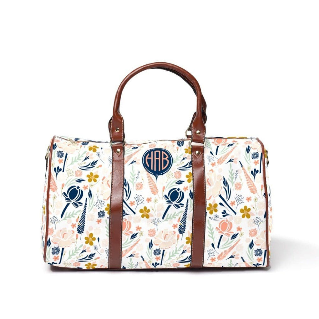 Desert Floral Hospital Bag Hospital Bag Modified Tot