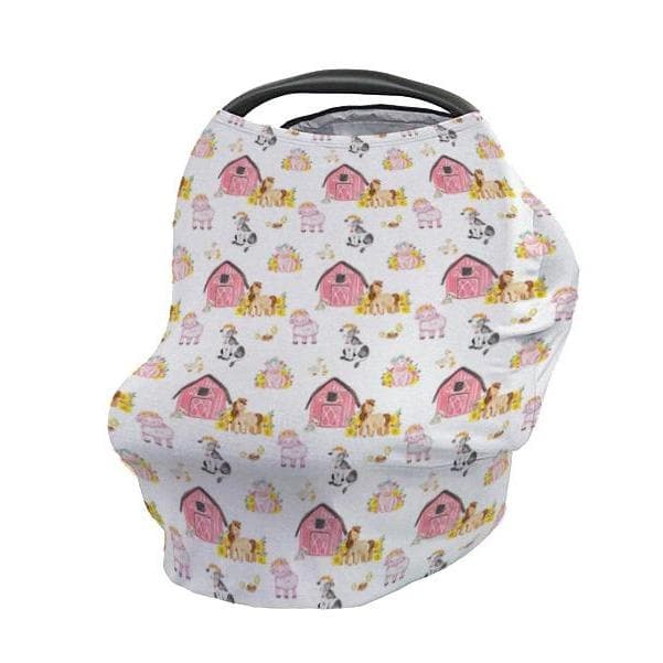 Farm Girl Car Seat Cover Car Seat Cover Modified Tot