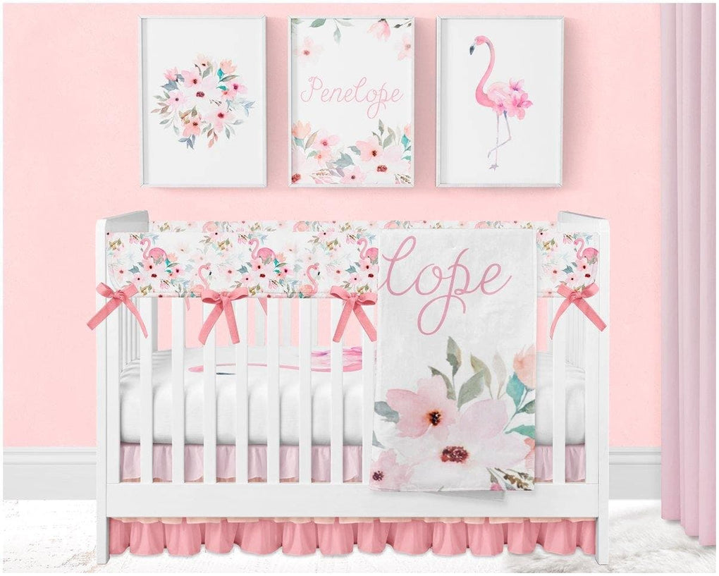 Flamingo Floral Wall Art Trio (Download) download Modified Tot