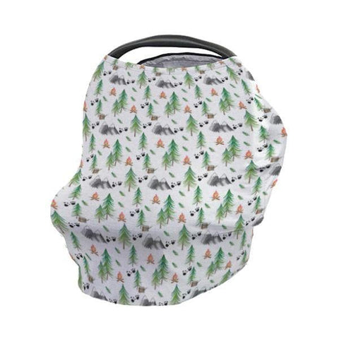 Forest Adventure Car Seat Cover Car Seat Cover Modified Tot