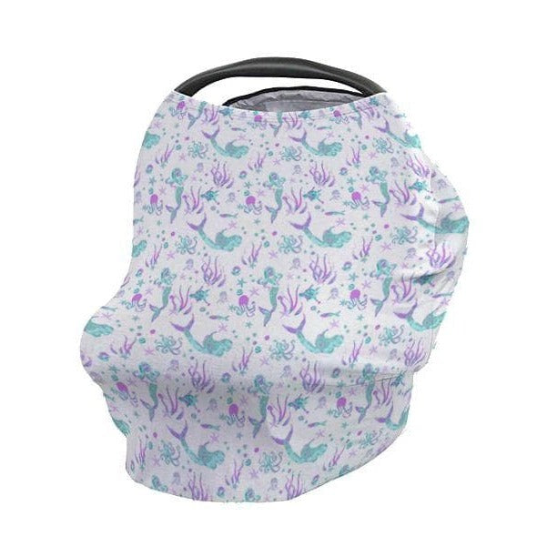 Mermaid Car Seat Cover Car Seat Cover Modified Tot