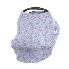 Mermaid Scales Car Seat Cover Car Seat Cover Modified Tot