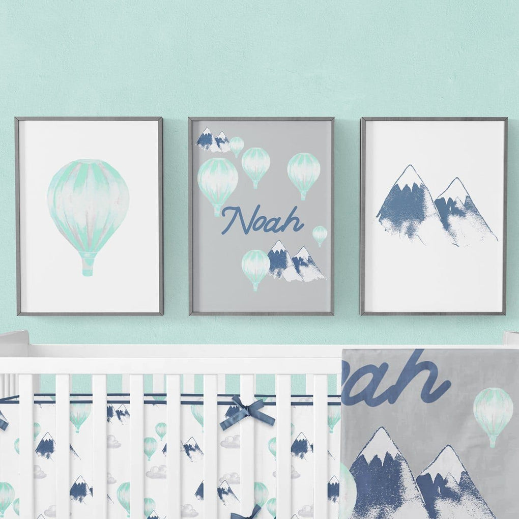 Mountain Explorer Art Print Trio (Download) download Modified Tot