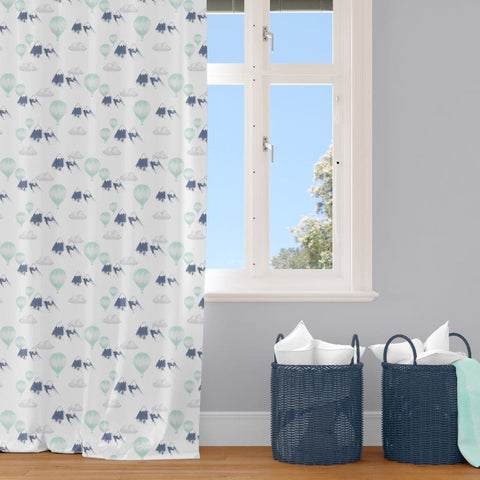 Mountain Explorer Curtain Panel Curtain Panels Modified Tot