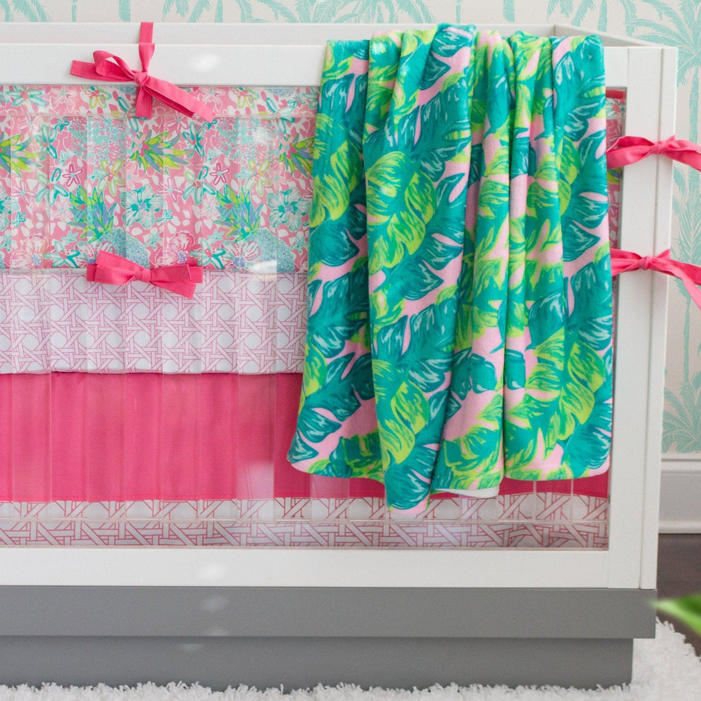 Preppy Summer Crib Bedding Crib Bedding Modified Tot