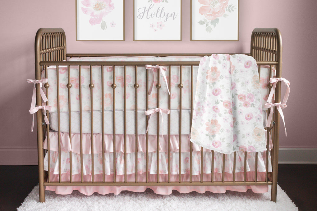 Quatrefoil Crib Sheet Crib Sheet Modified Tot