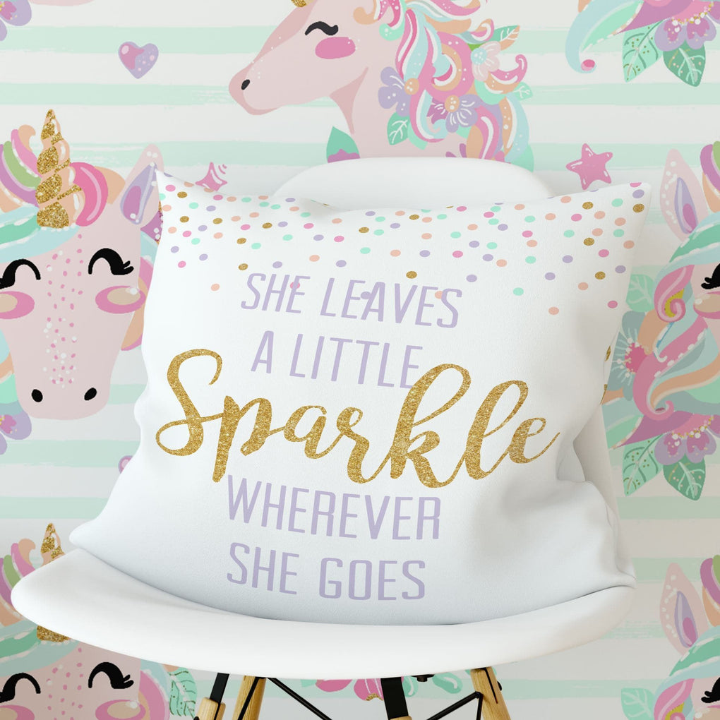 Sparkle Pillow Accessories Modified Tot