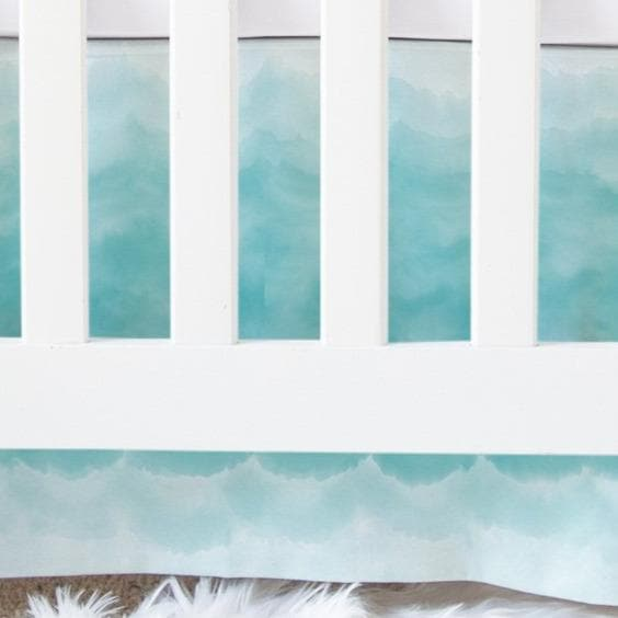 Under the Sea Bumper Crib Bedding Crib Bedding Modified Tot