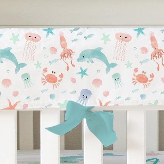 Under the Sea Crib Bedding Crib Bedding Modified Tot