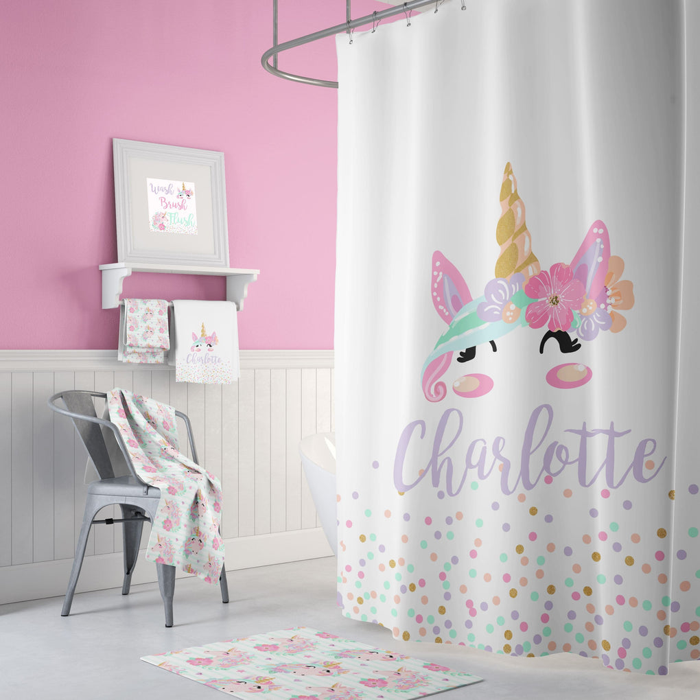 Unicorn Bathroom Collection Bathroom Collection Modified Tot