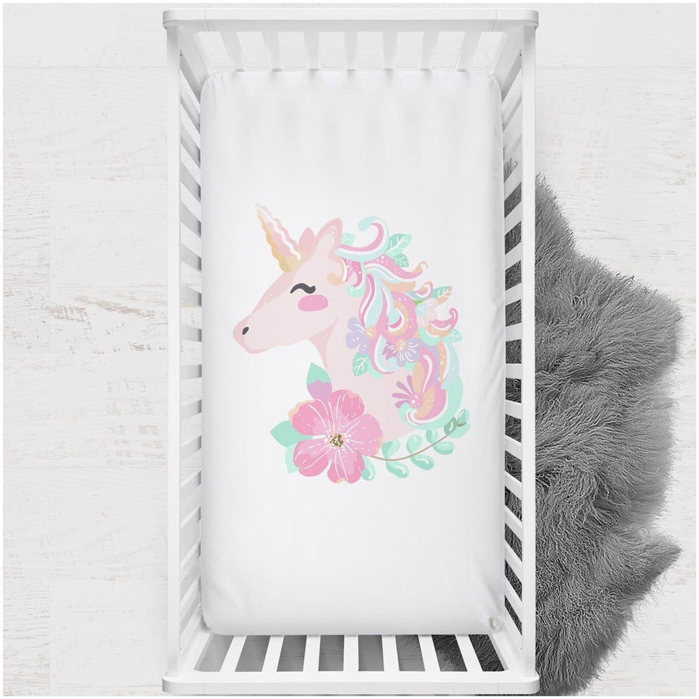 Unicorn Dreams Sheet Changing Pad Covers Modified Tot