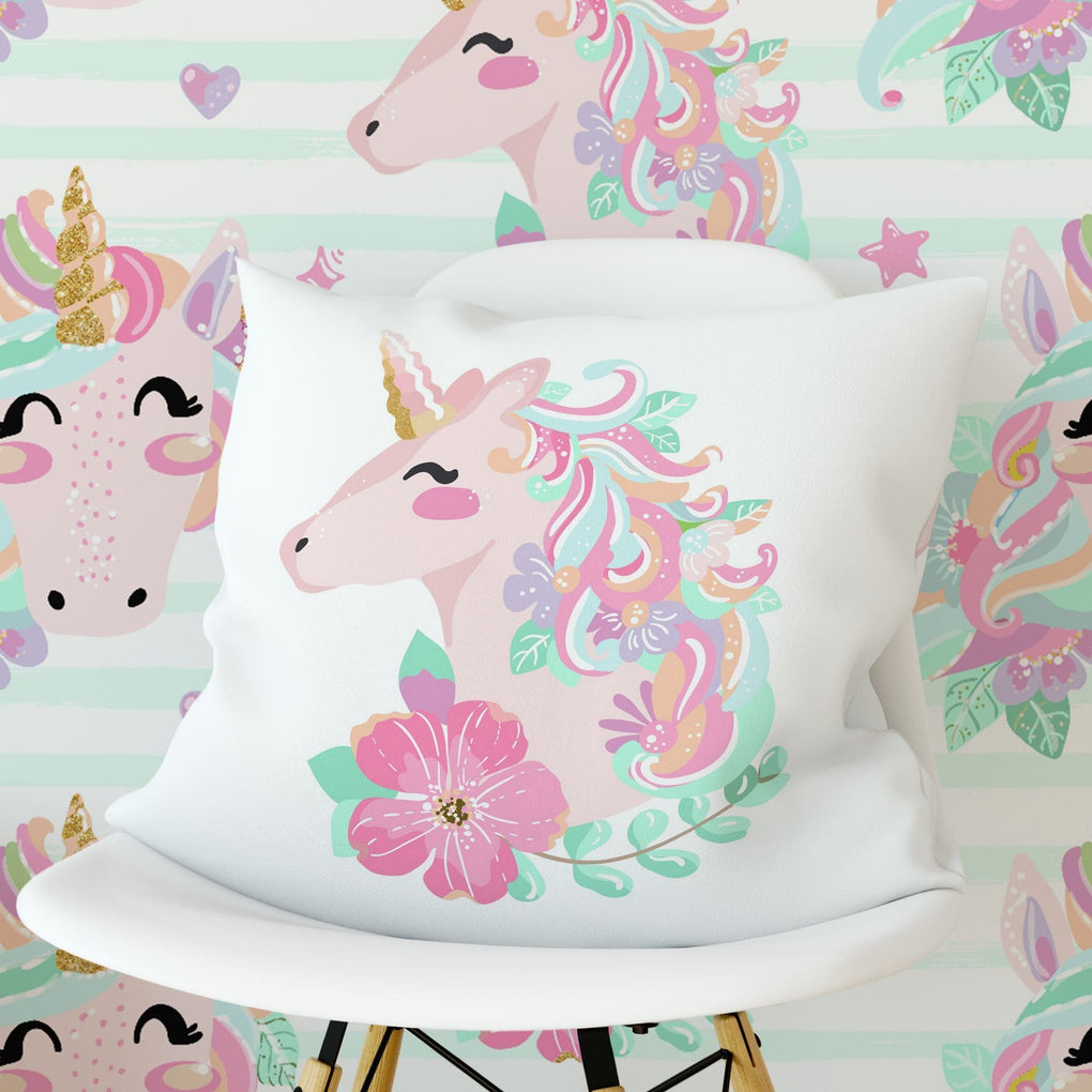 Unicorn Pillow Accessories Modified Tot