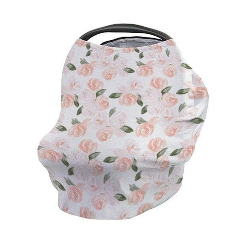 Watercolor Floral Car Seat Cover Car Seat Cover Modified Tot