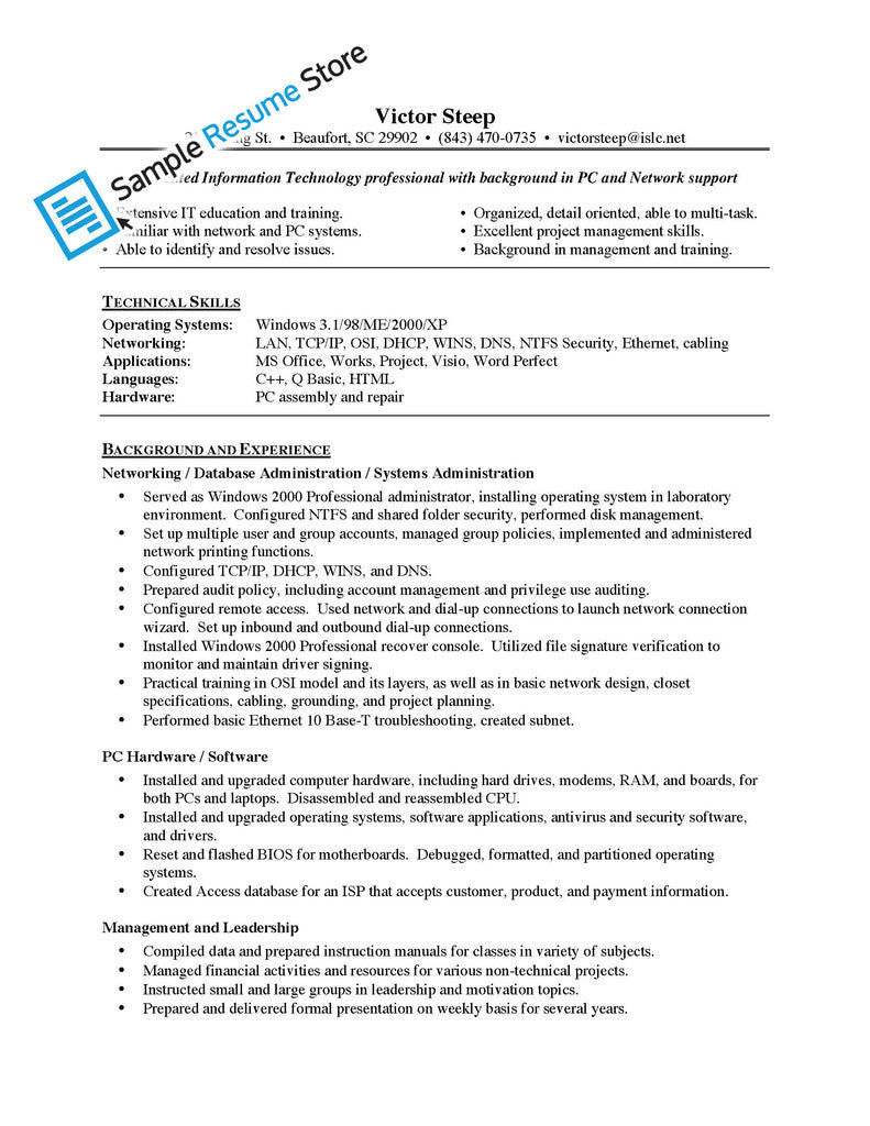 Hardware and networking essay