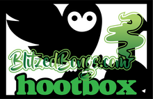Load image into Gallery viewer, Blitzedbongs.com - HootBox 1st Edition.