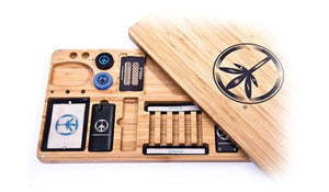 The World Piece Bamboo Tray - MasterPiece