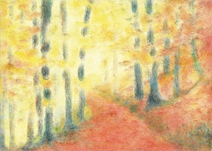"""Herbstwald"" - Seccorell"