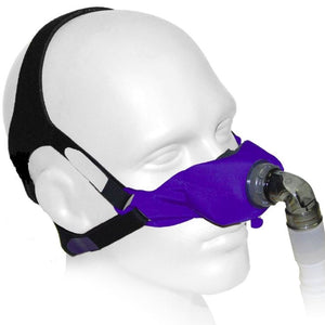 SleepWeaver Elan Soft Cloth Nasal CPAP Mask