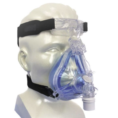 Respironics ComfortGel Full Face CPAP&BiPAP Mask