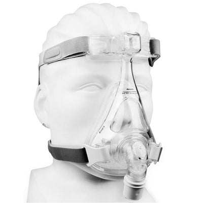 Respironics Amara Full Face CPAP & BiPAP Interface with Headgear