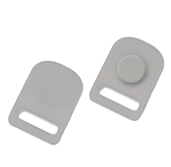 2 Headgear Clips for Philips Respironics Wisp CPAP & BiPAP Nasal Mask, 1094083