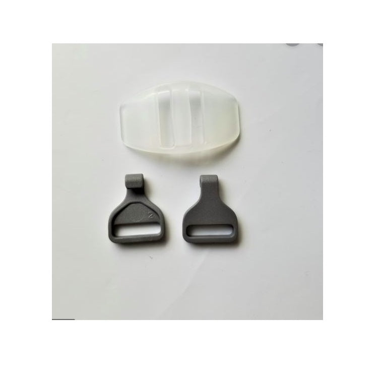 Headgear Clips&Buckle for Fisher&Paykel Pilairo Q Nasal Pillow CPAP Mask, 400HC588