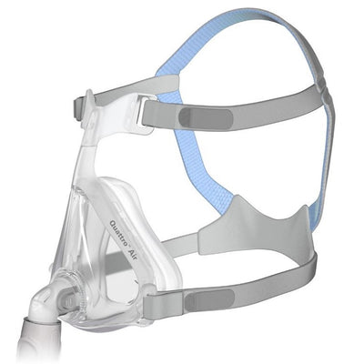 ResMed Quattro Air Full Face CPAP & BiPAP Mask
