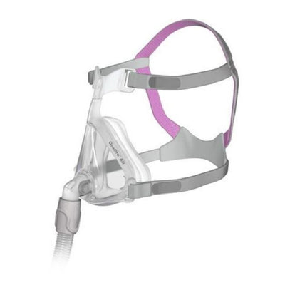 ResMed Quattro FX Full Face CPAP Mask, Pink